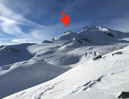 """Fluchthorn 3790m """"2200 Höhenmeter Abfahrt"""""""