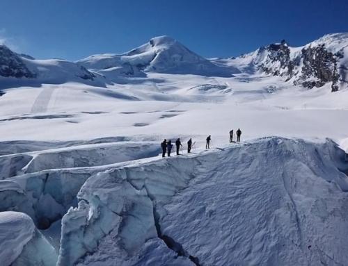 """Schneeschuhtour auf dem Feegletscher """"Das einzigartige Abenteuer"""""""